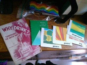 Why Drink?  This booklet is why.....
